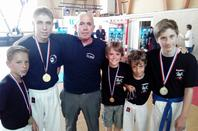 FIRST FIGHT JUIN 2014 SAINTE MAXIME