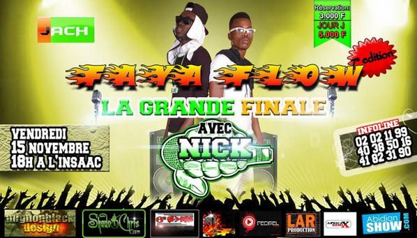 GRANDE FINAL DE FAYA FLOW AVEC NICK JERRUZ