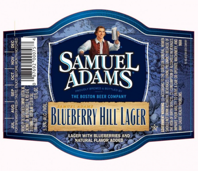 Review : Samuel Adams Blueberry Hill Lager