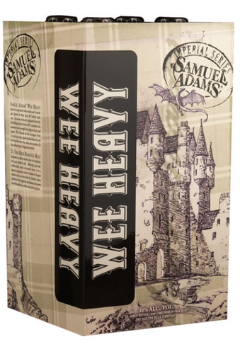 Review: Samuel Adams Imperial Series Wee Heavy
