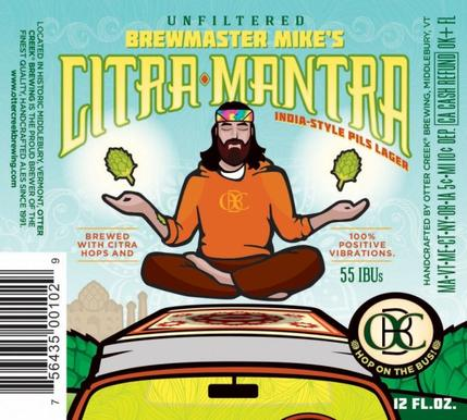 Review: Otter Creek Citra Mantra