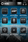 Skyrock Radio: la nouvelle appli dbarque !
