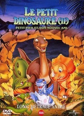 Le petit dinosaure la saga film musique et vote voila le th me d - Petit pieds dinosaure ...
