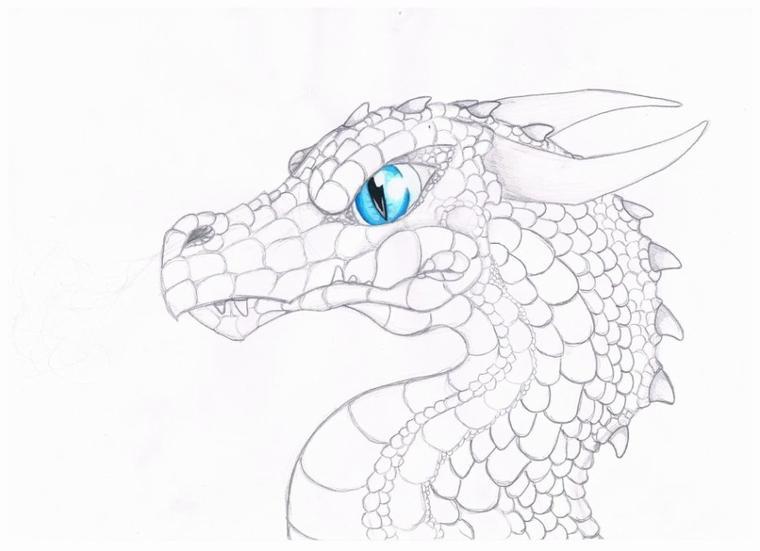 Dessin de dragon cool search results calendar 2015 - Comment dessiner un dragon chinois ...