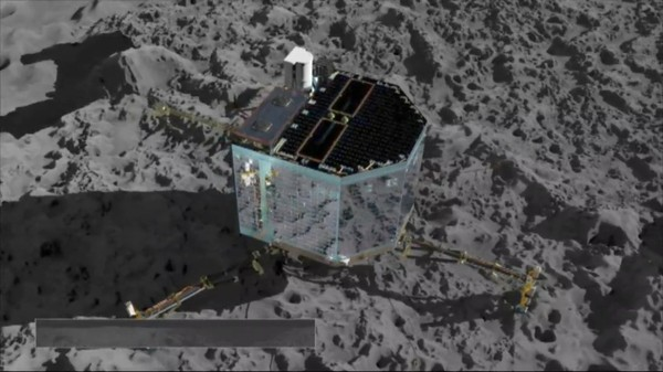 """Mission Rosetta : """"Rien ne ressemble à ce qu'on avait prévu, c'est fantastique"""" - Sciences - MYTF1News"""